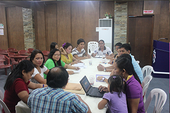 mpc alumni pre planning activity 2013